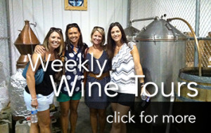 Weekly Wine Tours